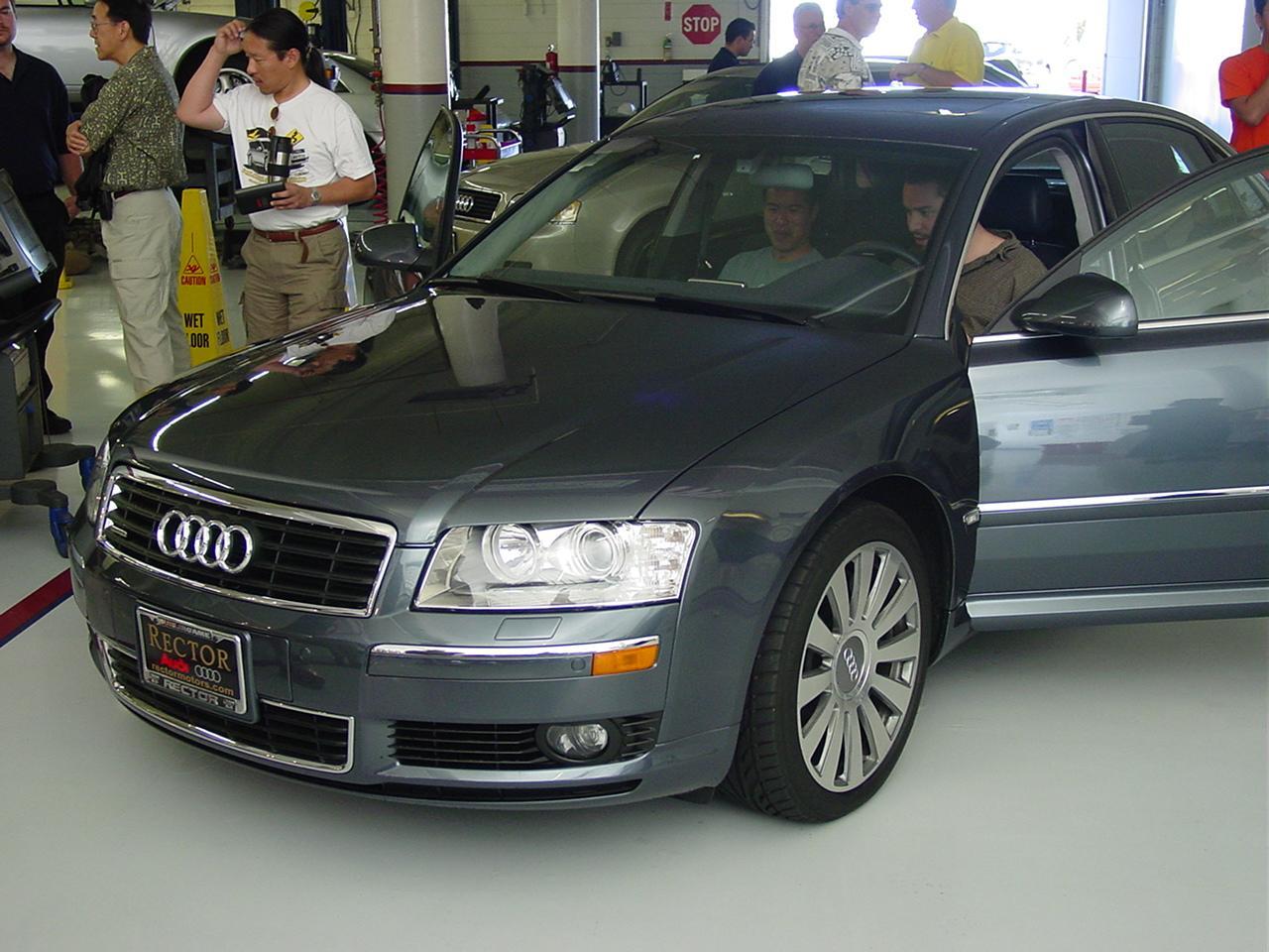Audi Club Dealer Day At Rector Audi Burlingame CA - Rector audi