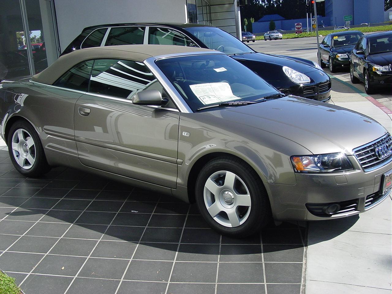 Audi Club Dealer Day At Rector Audi Burlingame Ca